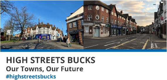 An image relating to High Streets Bucks Conference - our towns, our future